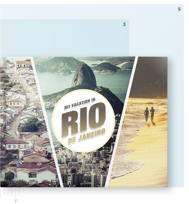 Landscape Hardcover Photobook