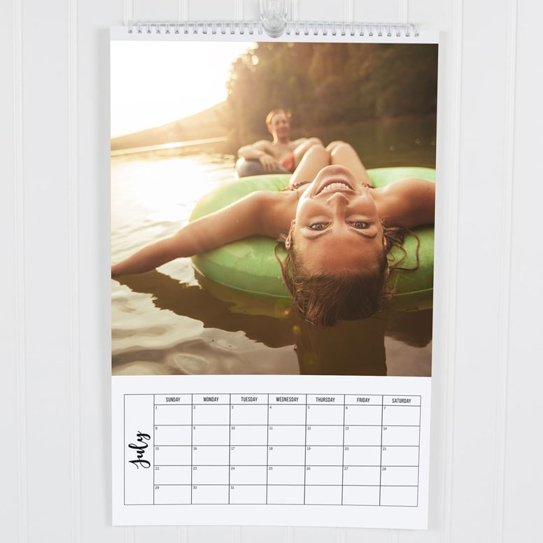 Picture of 12 x 18 Now & Later Calendar